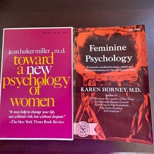 Other - Two classic books on the psychology of women
